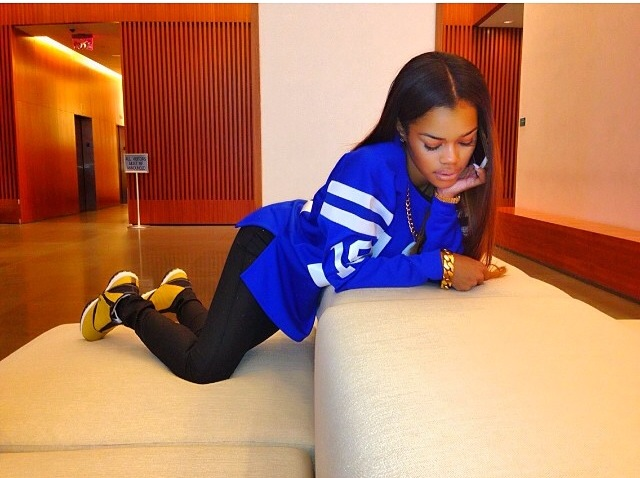 "New Music: Teyana Taylor ""Sorry"""
