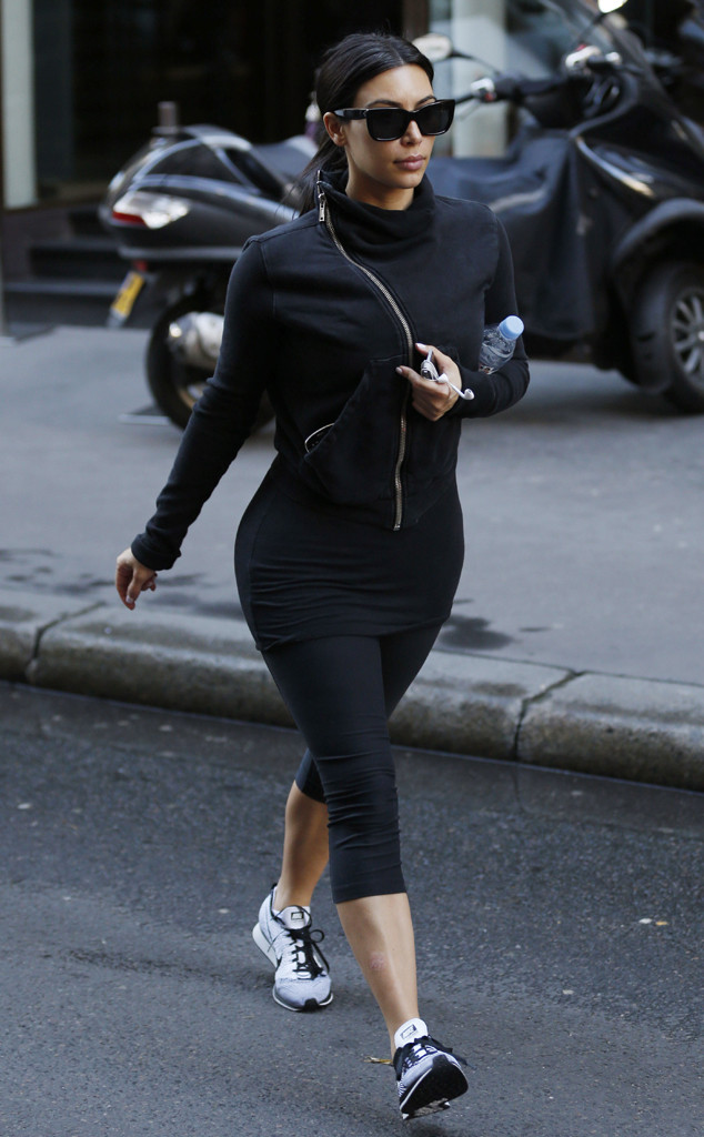 kim-kardashian-kanye-west-gym-date-paris.2