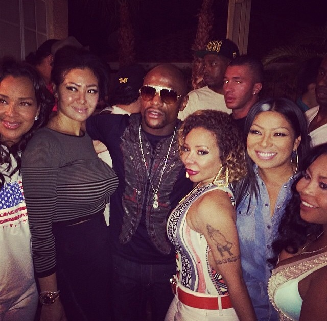 What Really Happened? Mayweather Talks Fight With T.I. Over Tiny