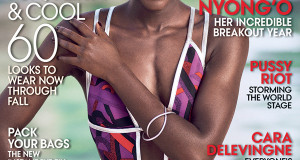 Lupita Nyong'o Lands Vogue Magazine Cover For The First Time & She Stuns!