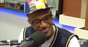 T.I. Talks Bashing Azealia Banks For Dissing Tiny On The Breakfast Club