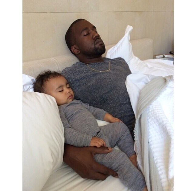 Kanye & Kim Kardashian Celebrates Father's Day & Nori's 1st Birthday!