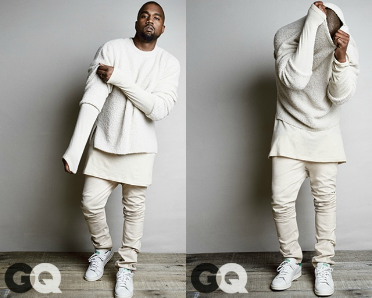 Kanye Gets Candid With GQ: Reveals Wedding Deets, Beyonce And Jay-Z At The Wedding?, On Kim Making Him Happy, Fighting For Success And So Much More