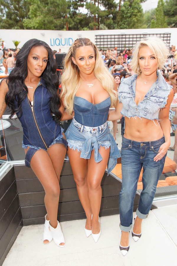 Danity Kane Cat Fight: Disagreement Results In Dawn Richard Punching Aubrey O'Day
