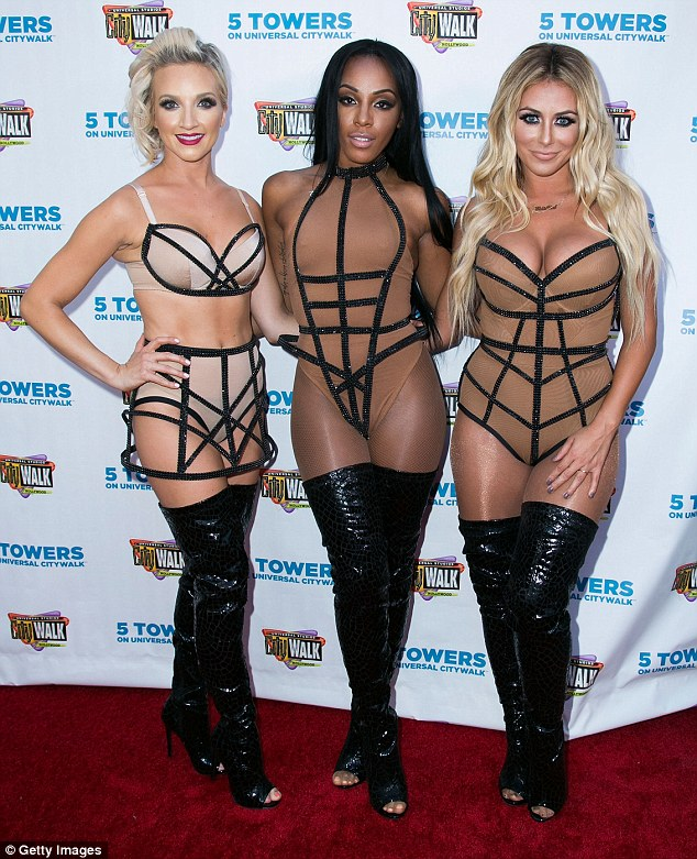 Danity Kane Splits Again: Dawn, Aubrey And Shannon Release Statements