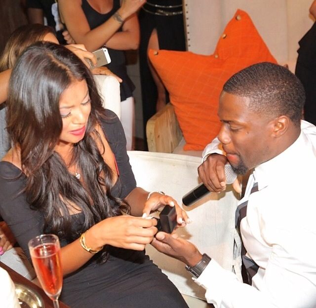 "Kevin Hart On Proposing To His Fiance The Day ""Atlanta Ex's"" Premiered: ""Miss Me With The Bullsh-t"""