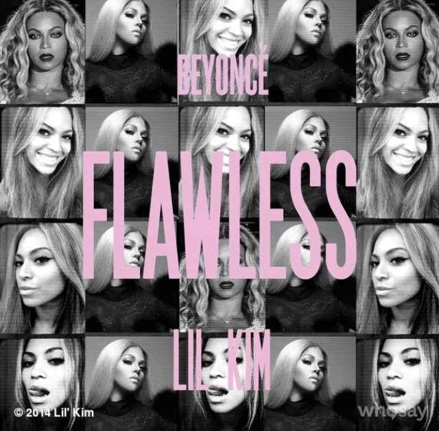 Lil' Kim Disses Nicki Minaj In Beyonce 'Flawless' Remix