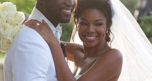 See Photos: Gabrielle Union And Dwyane Wade Gets Married In Miami