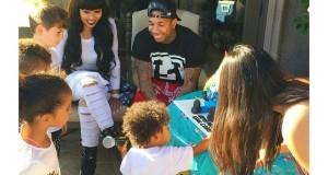 Despite Rumors Of Cheating Blac Chyna Wants Us All To Know That Tyga Is Still Her Man