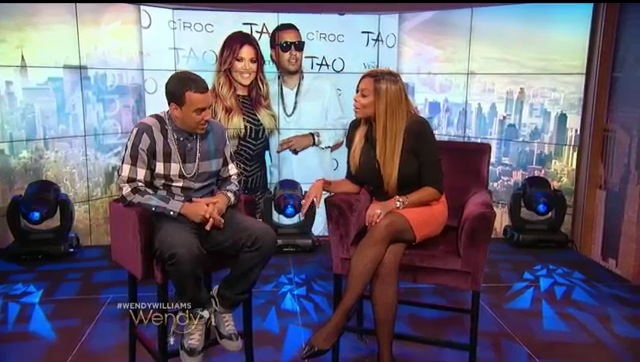 French Montana Tells Wendy Williams: Khloe Kardashian Will Be His Baby Forever And That Trina Was Never His Girl