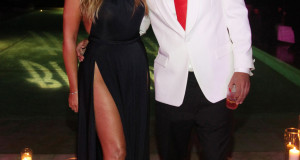 French Montana Has Khloe Kardashian On His Arm At 30th Birthday Party In LA