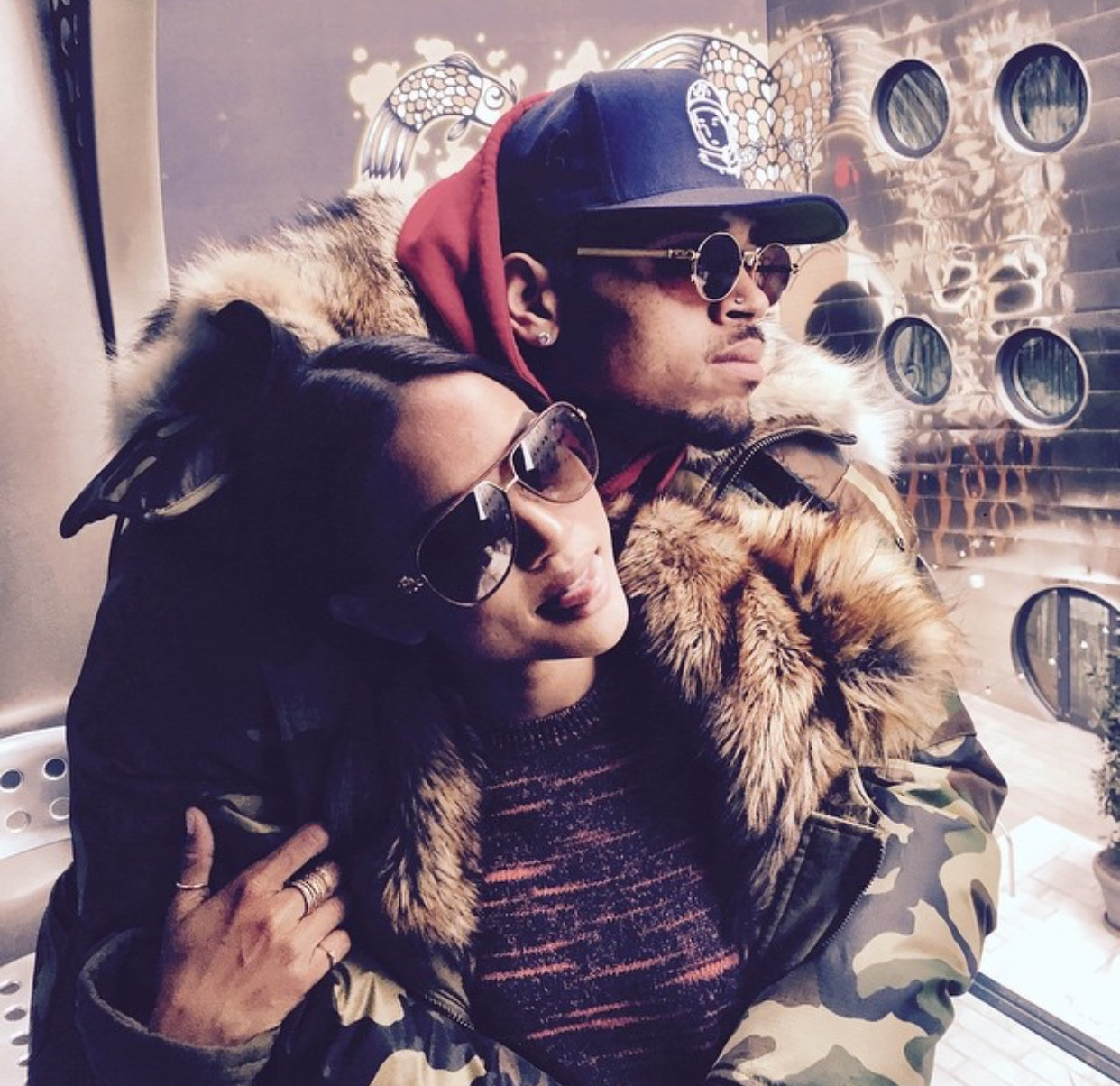 Yikes! Chris Brown Lashes Out Over Baby Rumors