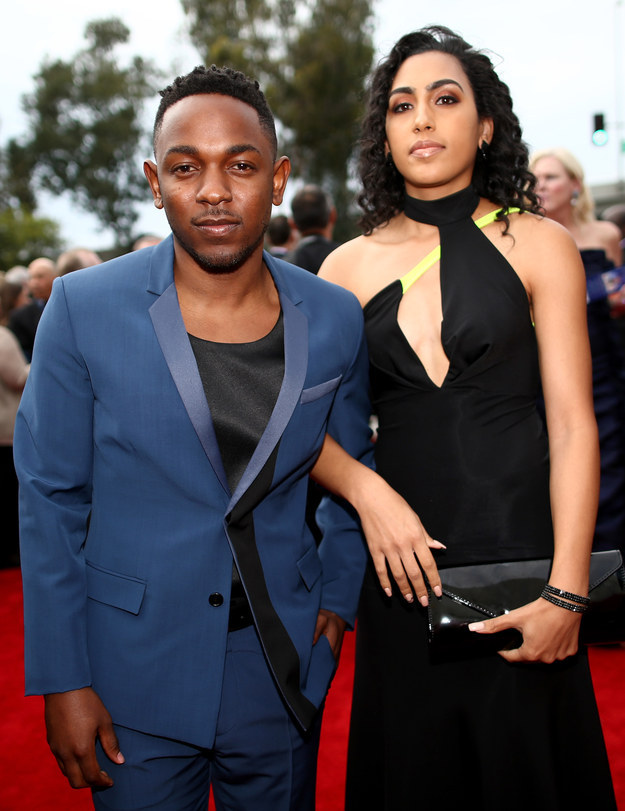 Kendrick-Lamar-And-Fiance-ihatemypublicist