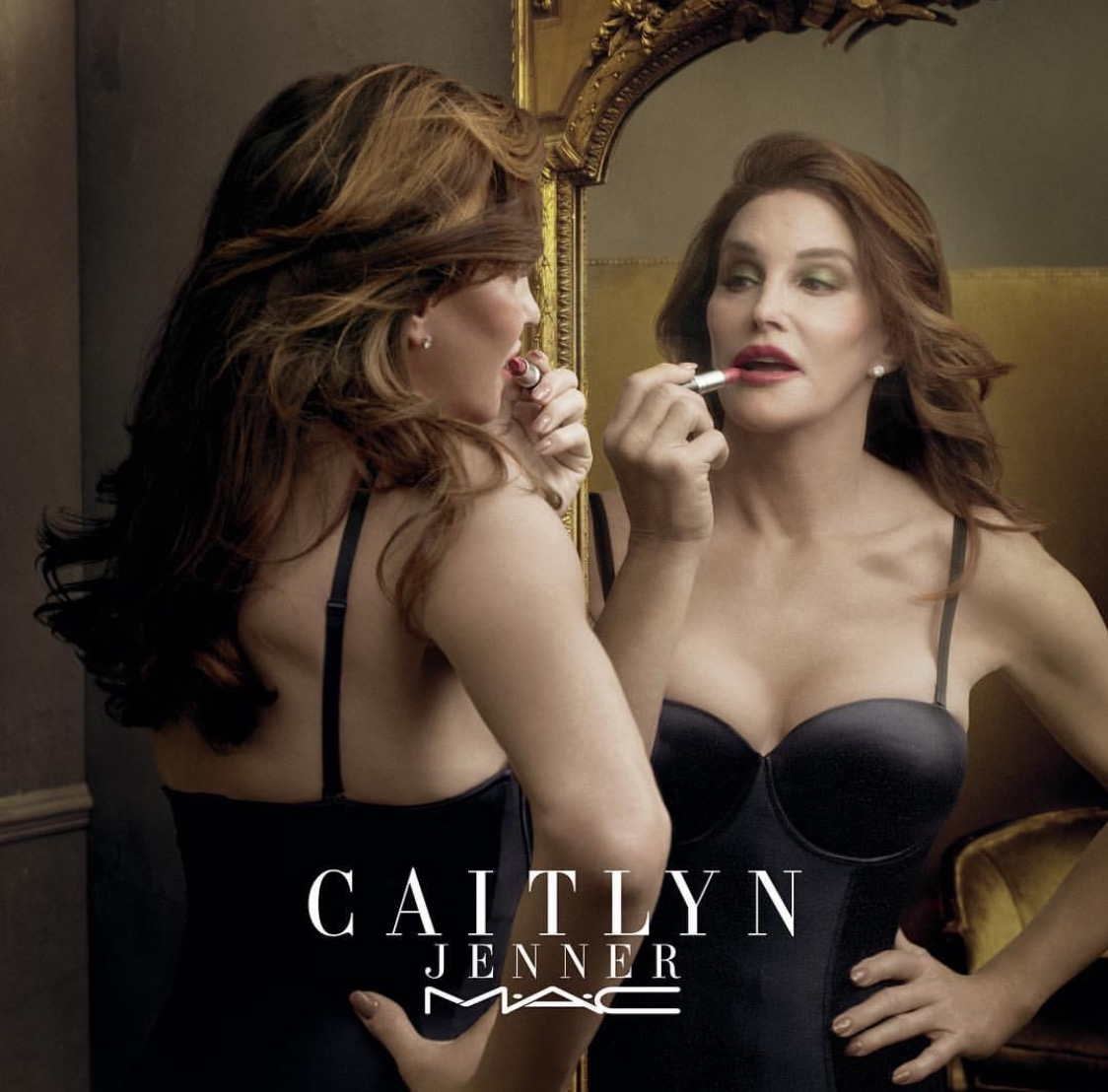 "Caitlyn Jenner Releases New MAC Lipstick ""Finally Free"""