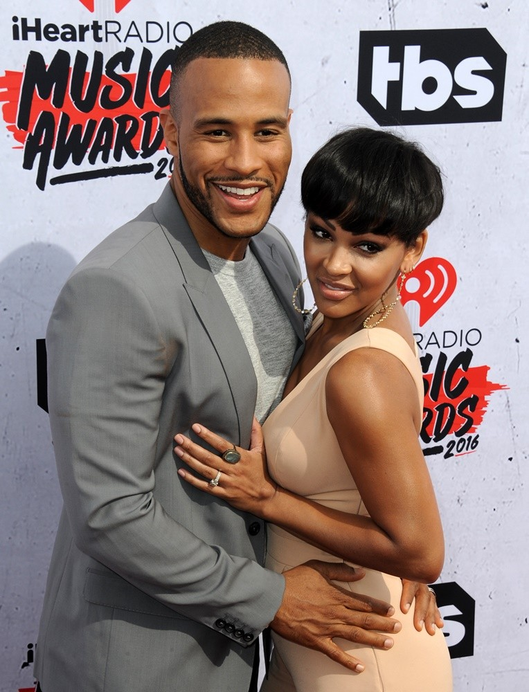 iHeartRadio Music Awards Featuring: DeVon Franklin, Meagan Good Where: Inglewood, California, United States When: 03 Apr 2016 Credit: FayesVision/WENN.com