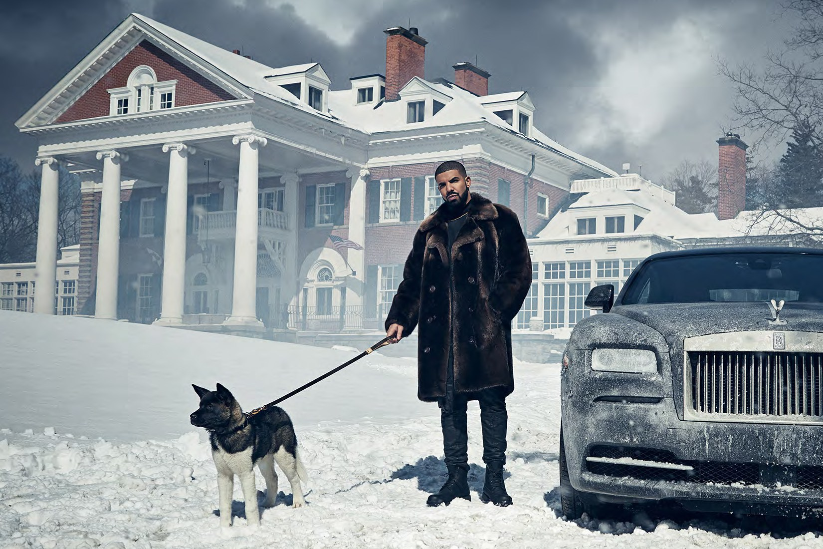 "Drake Drops New Album ""Views"" And Interviews With Zane Lowe"