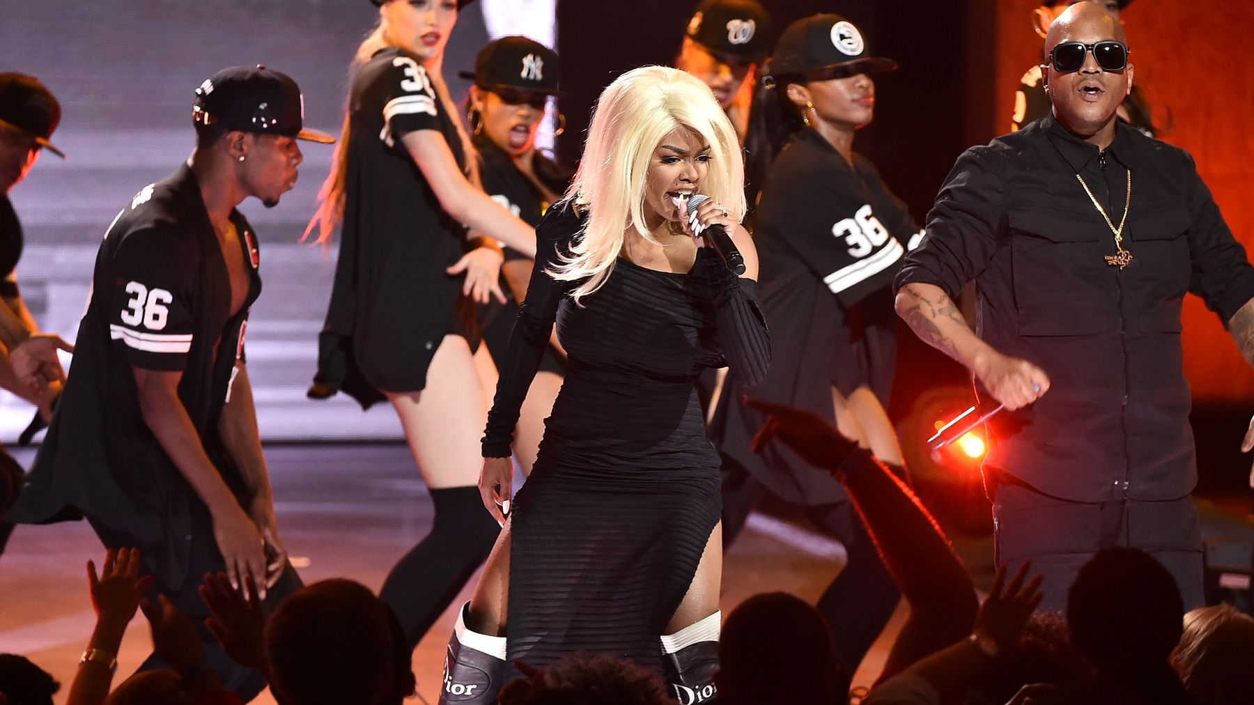 Teyana Taylor Slays Lil' Kim Tribute On VH1's Hip Hop Honors
