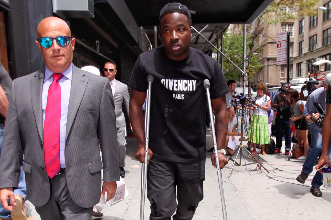 Rapper Troy Ave Sues Irving Plaza for Allowing Guns Into the Venue