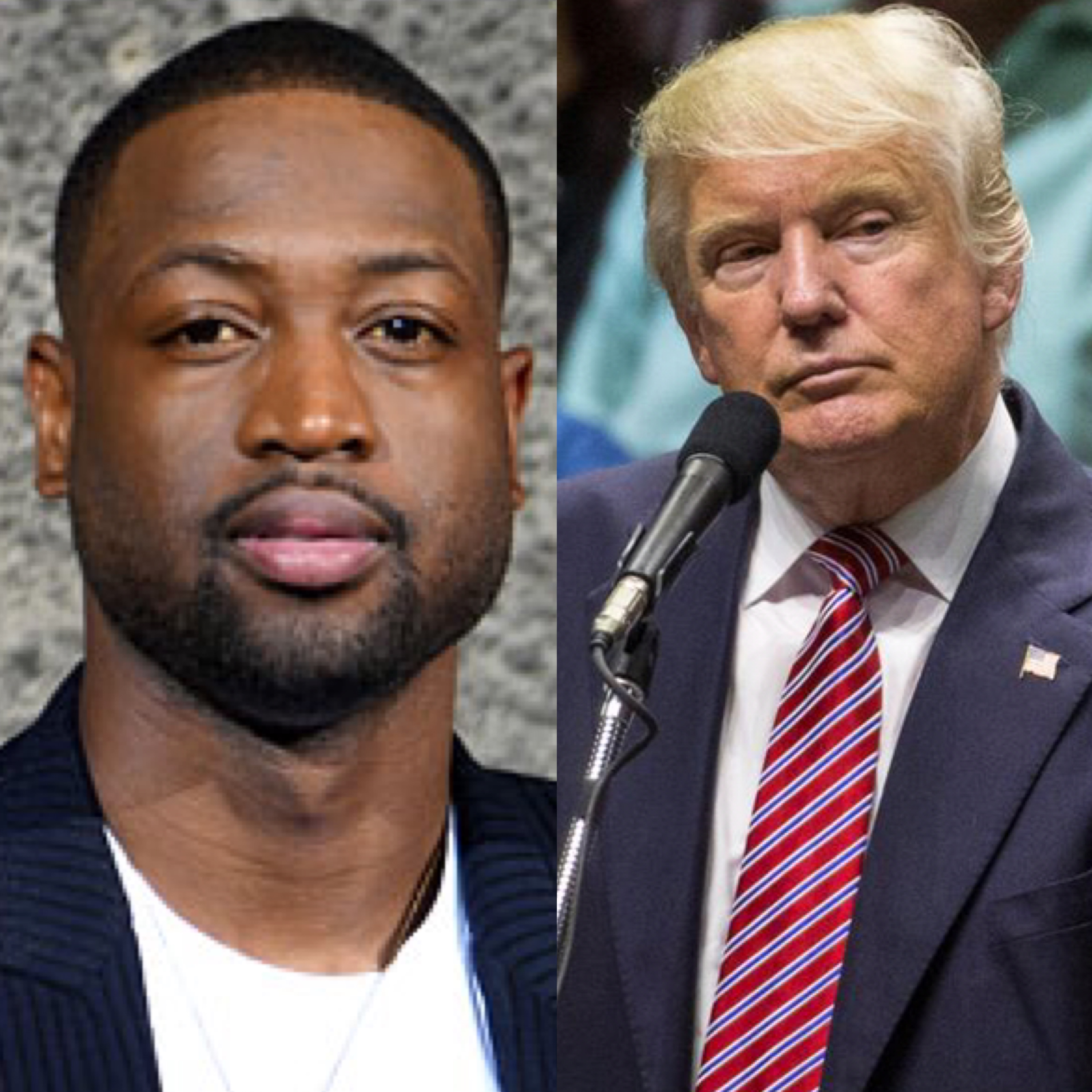 Donald Trump Shows Lack of Empathy Over Dwyane Wade's Murdered Cousin