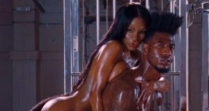 """Teyana Taylor Gives Advice On Body Goals From Kanye West """"Fade"""" VMA Music Video Performance"""