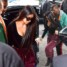 Kanye West Picks Kim Kardashian Up From Airport After Paris Robbery