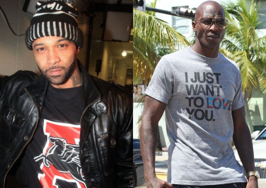 Joe Budden And Chad Ochocinco Has A Heart To Heart About Tahiry And Evelyn Lozado On Twitter