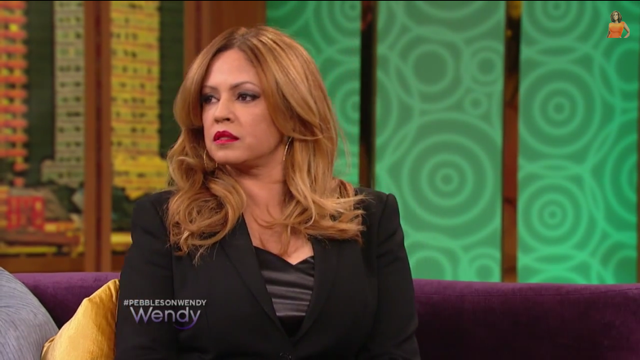Pebbles Talks Chilli Sleeping With L.A. Reid On Wendy Williams: Chilli And T-Boz Snaps Back!
