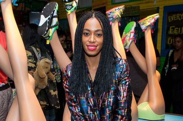Solange Knowles Named As Creative Consultant And Art Director At PUMA
