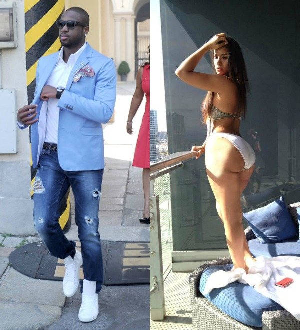 Dwyane Wade Confirms That He Got A Chick Pregnant While Taking A Break From Gabrielle Union