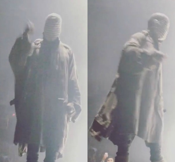 """Kanye Kicks Woman Out Of Concert For Heckling: """"Don't Fu-king Heckle Me"""""""