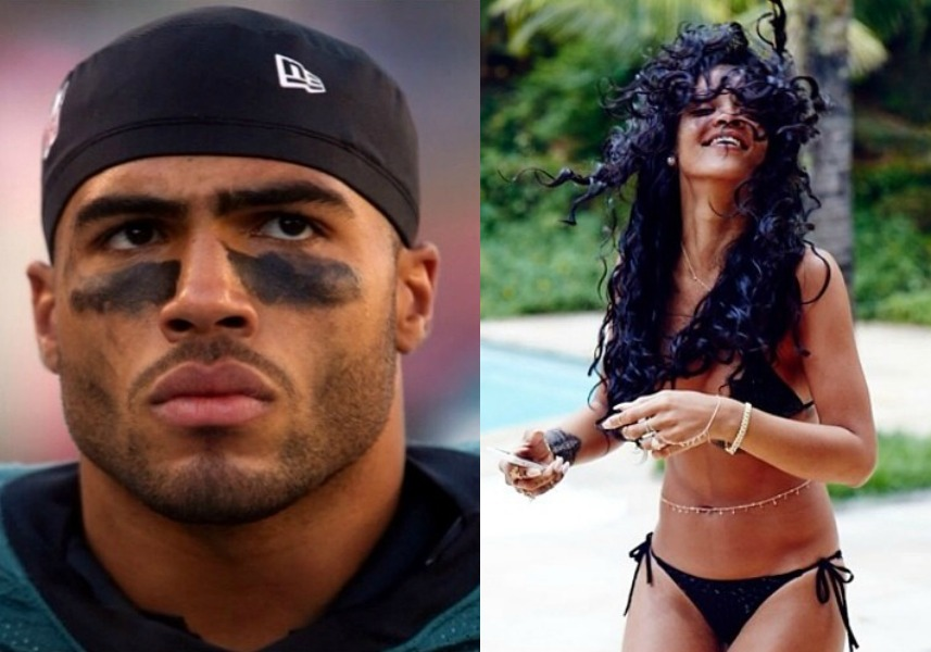 """Rihanna's Man Crush Monday Mychal Kendricks Responds: """"I've Been Trying To Reach Out"""""""