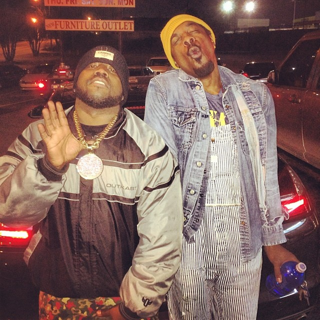 Outkast Reunion Confirmed! Andre 3000 And Big Boi Will Re-Unite At 2014 Coachella