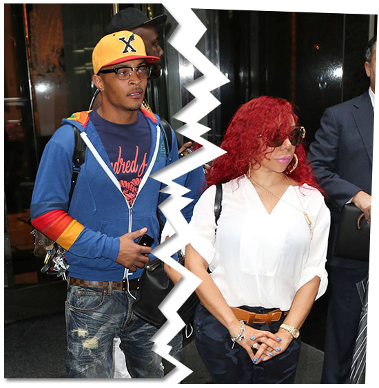 """T.I. And Tiny Headed For Divorce: Shekinah Speaks Out """"Don't Believe The Hype"""""""
