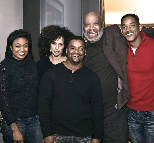 """Will Smith Reacts To The Death Of James Avery """"Uncle Phil"""""""