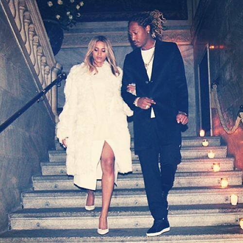 """Listen: Ciara And Future Goes To War For Each Other In New Song """"Anytime"""""""