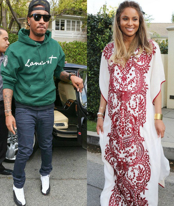 Ciara And Future Hosts Baby Shower In Beverly Hills: Kim Kardashian, La La, Kris Jenner And More Attends