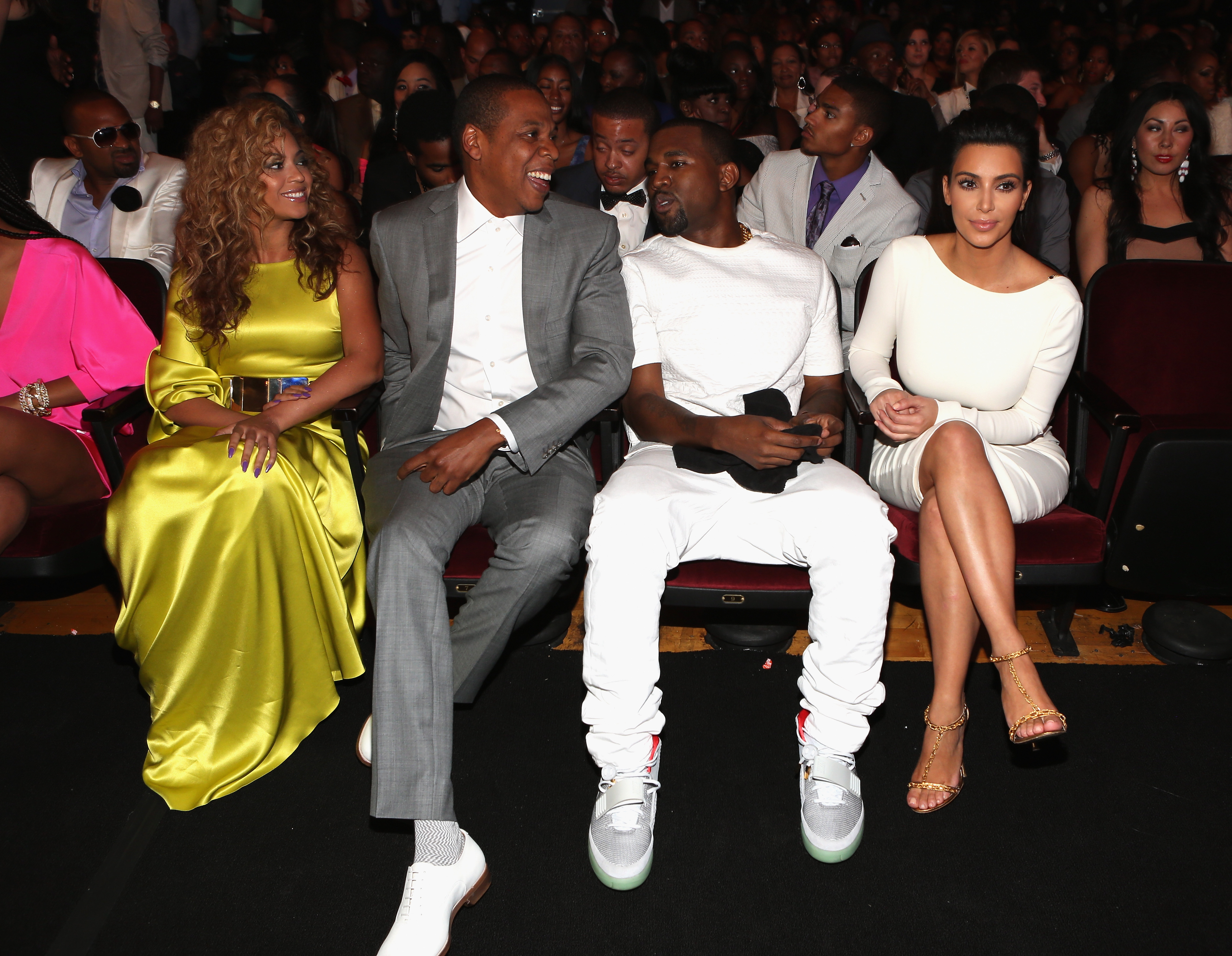 Word On The Blogs: Jay-Z Turns Down Kanye's Best Man Wedding Request