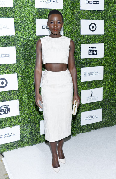 On the Scene: Celebs Attend Essence's Black Women in Hollywood Luncheon, Lupita Nyong'o, Tamera Mowry, Kerry Washington, Brandy And More