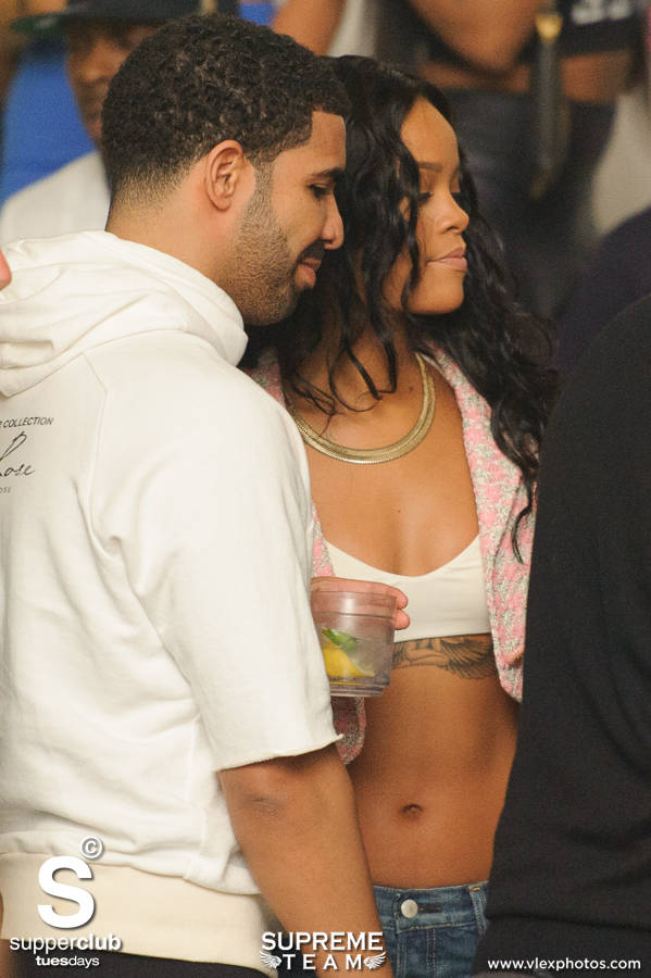 Drake, Rihanna, Future, J. Cole, Terrence J And More Celebrate Rih's Bestie Melissa's Birthday In L.A.