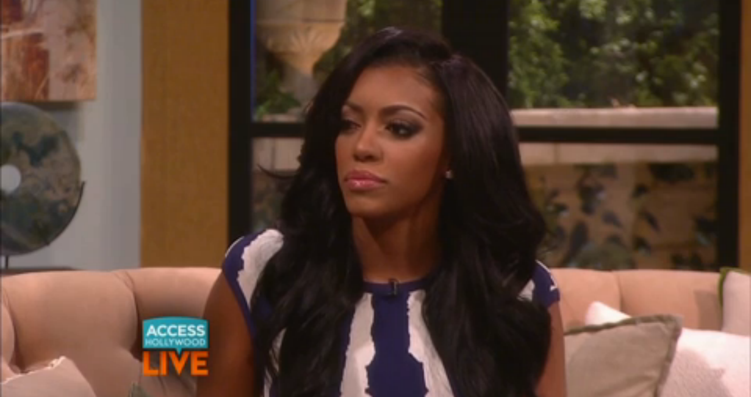 Porsha Williams Admits That Kordell Stewart Physically Abused Her