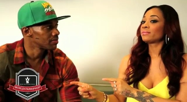 Mimi And Nikko On Sex Tape Critics: Joseline Is Just Jealous, Stevie J. Isn't Relevant, Mimi Wasn't Too Old, And Gives Shower Rod Tips