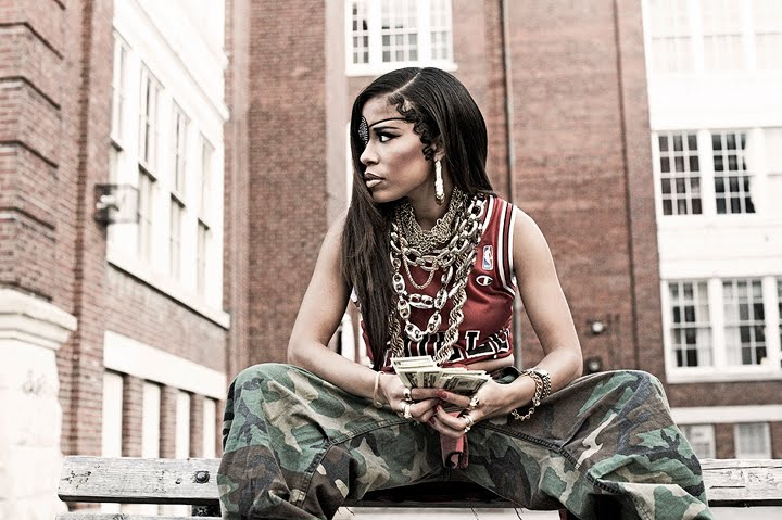 Keshia Chante Takes On Role Of Aaliyah In 'One In A Million' Biopic?