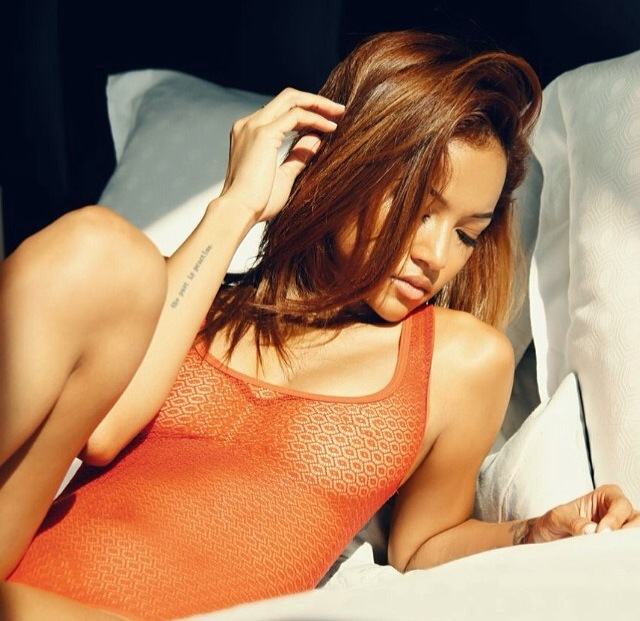 """Bish Whet?! Karrueche Responds To Being Labeled As A Side Chick """"This Is Embarrassing"""""""