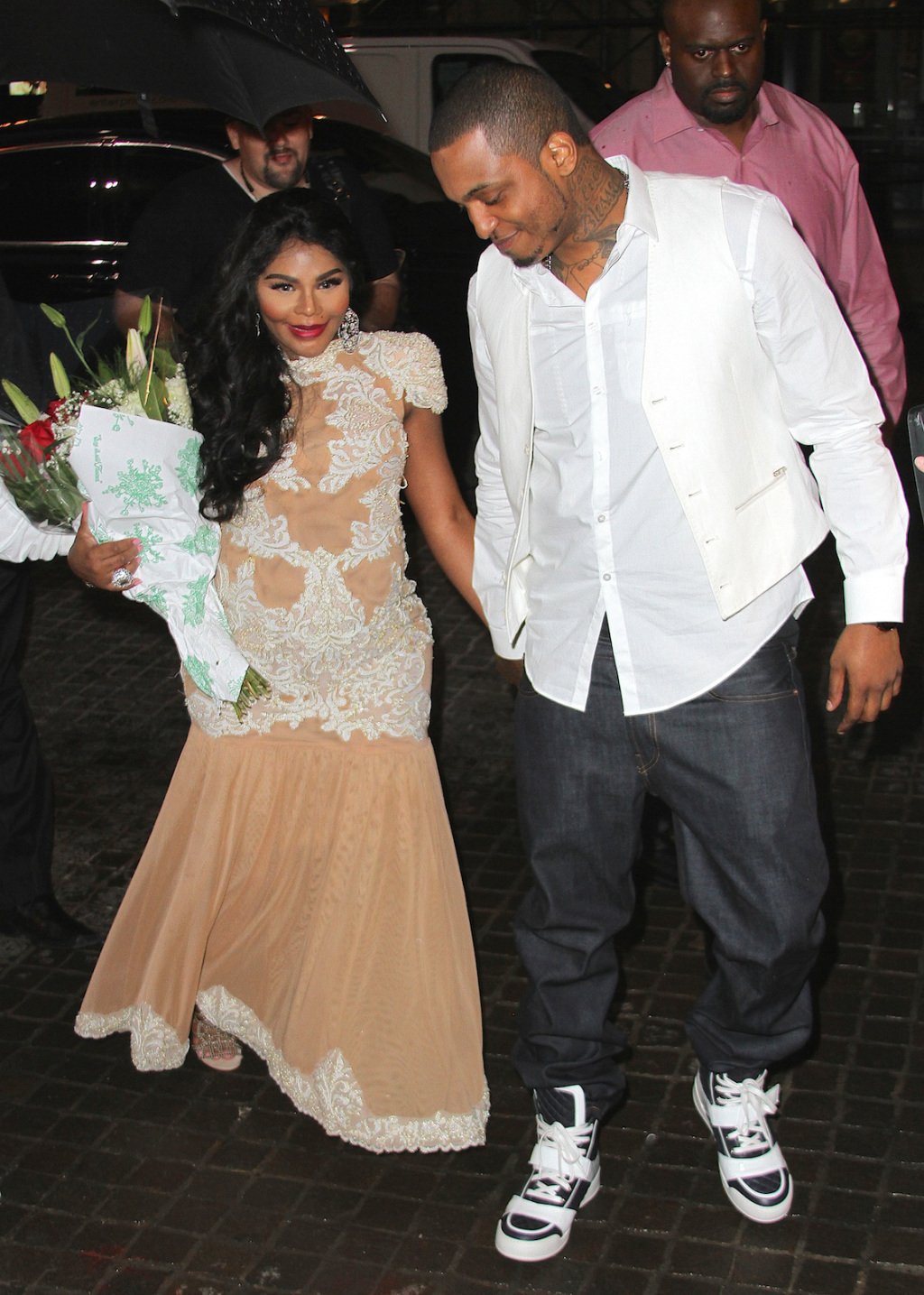 Congrats! Lil Kim Gives Birth To Baby Girl Royal Reign