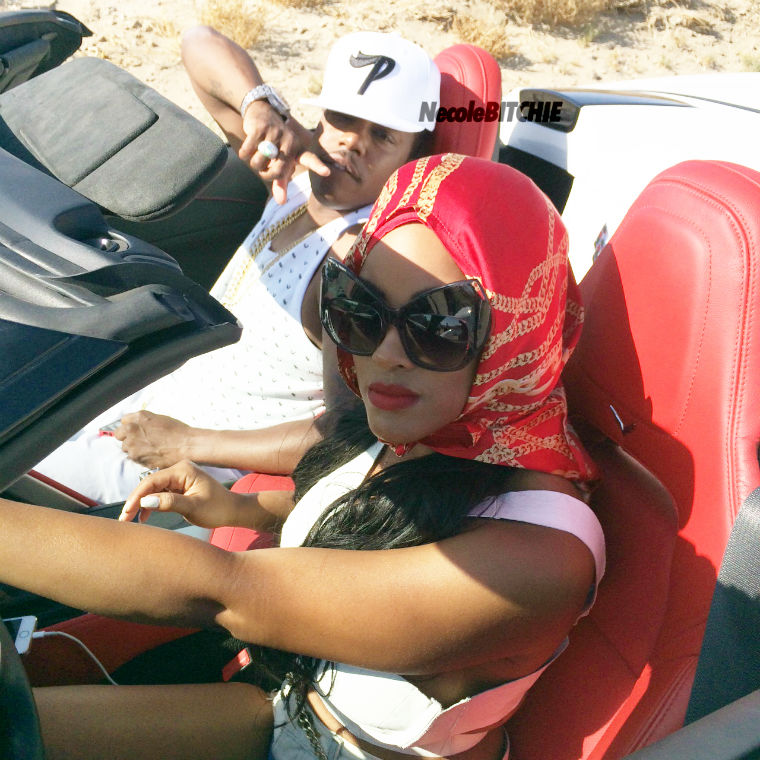 New Couple Alert: Mase Surprises Malaysia Pargo With Brand New Car?