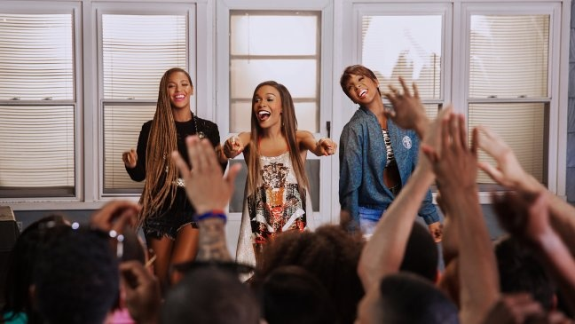 "Destiny's Child Re-Unites For Michelle Williams ""Say Yes"" Video"