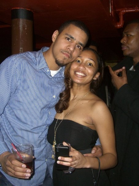 J. Cole To Marry College Sweetheart Melissa?