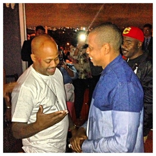"""Is Dame Dash Calling Jay-Z A Snitch? """"There Has To Be Some Truth To It"""""""