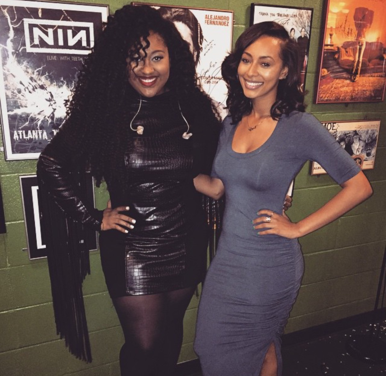 """Jazmine Sullivan Performs """"In Love With Another Man"""" Live On Tour In Atlanta"""