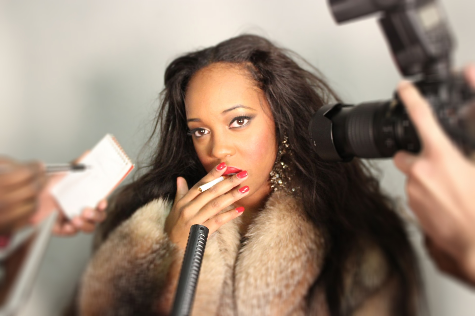 Personal Story: Brittnee Boone Interviews With Simply The Dime Radio